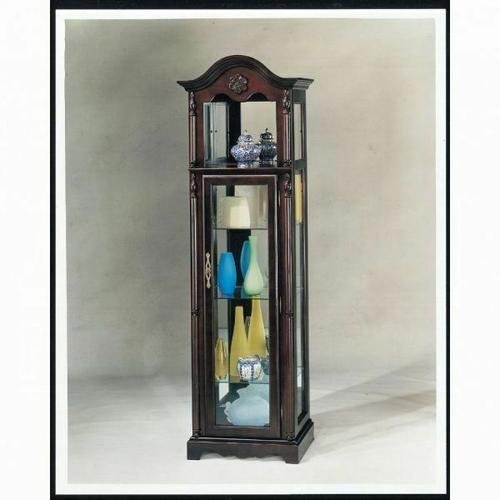 ACME Lindsey Curio Cabinet - 02349 - Cherry