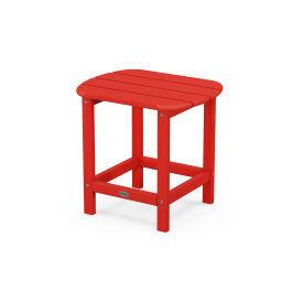 Polywood Furnishings - South Beach Side Table - Red