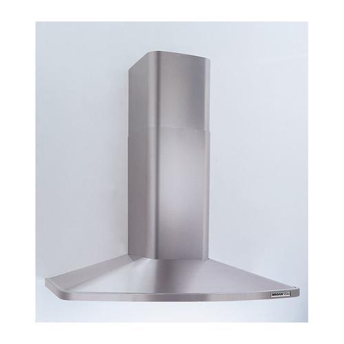 "30"" Stainless Steel Chimney Hood, 370 CFM Internal Blower"