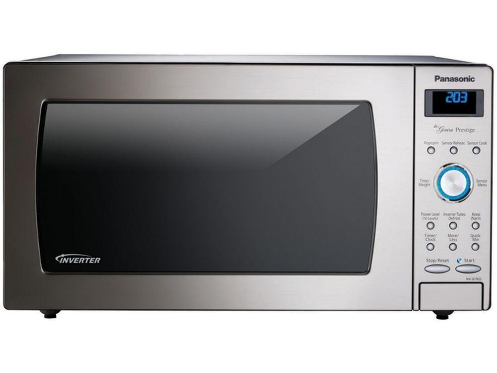 Panasonic1.6 Cu. Ft. Built-In/countertop Microwave Oven With Inverter Technology - Stainless Steel - Nn-Se782s