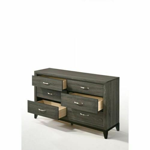 ACME Valdemar Dresser - 27055 - Weathered Gray