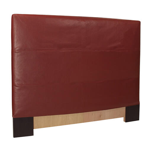 FQ Slipcovered Headboard Avanti Apple (Base and Cover Included)