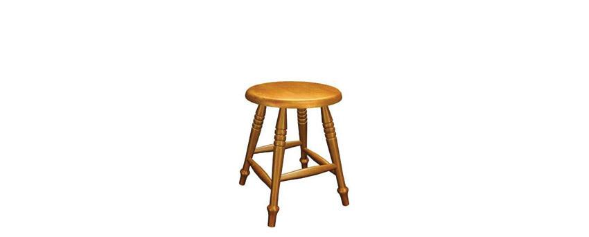 Fixed stool