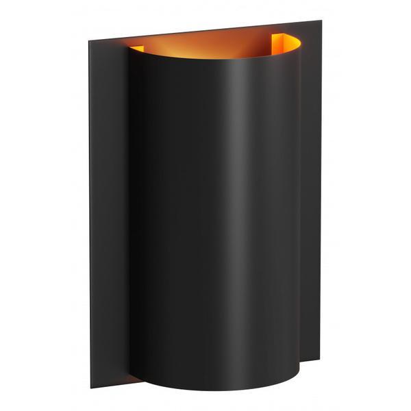 Metal Wall Lamp Black