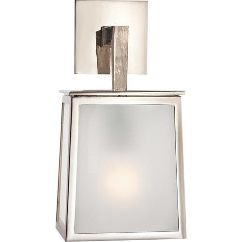 Barbara Barry Ojai 1 Light 14 inch Polished Nickel Outdoor Wall