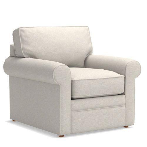 La-Z-Boy - Collins Chair in Navy         (230-494-C124186,44968)