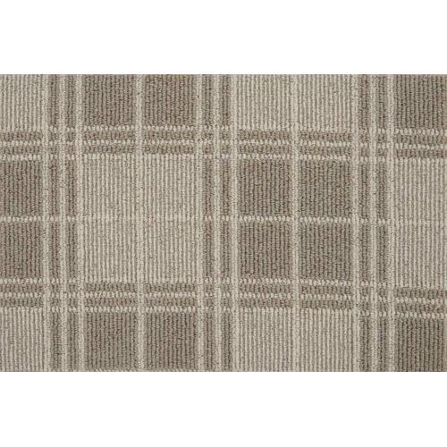 Elements Quadrant Quad Silt/ivory Broadloom Carpet