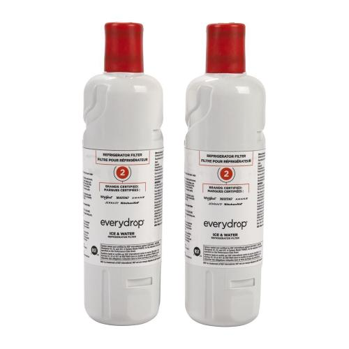 everydrop® Refrigerator Water Filter 2 - EDR2RXD1 (Pack of 2)