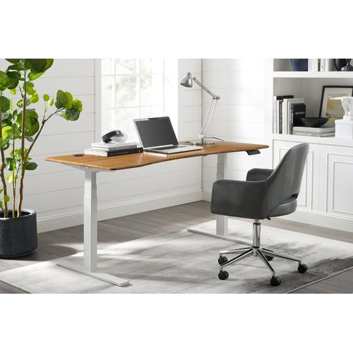 Greenington Fine Bamboo Furniture - Ascent Hi-Lo Desk