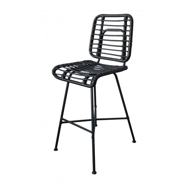 Murcia Bar Chair Black