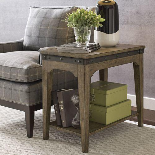 Product Image - Plank Road Artisans Chairside Table