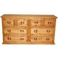 """See Details - 65"""" 8 Drawer Dresser"""