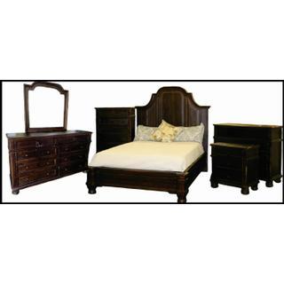 See Details - Roasted Coffee Marla Bedroom