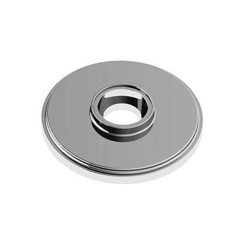 "Polished Nickel Concealed fix rose, 2 11/16"" diameter"