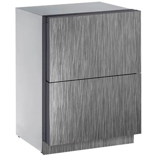 "24"" Refrigerator Drawers With Integrated Solid Finish (230 V/50 Hz Volts /50 Hz Hz)"