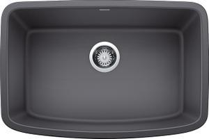 "Valea® 27"" Single Bowl - Cinder Product Image"