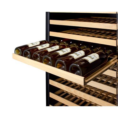 "24"" Wide Single Zone Wine Cellar"