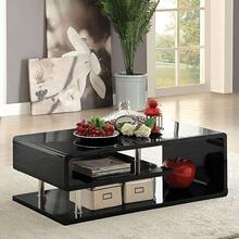 Ninove Coffee Table, Black