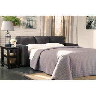 Alenya Queen Sofa Sleeper Charcoal