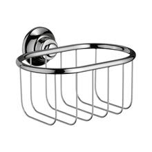 Chrome Shower Basket 160/101
