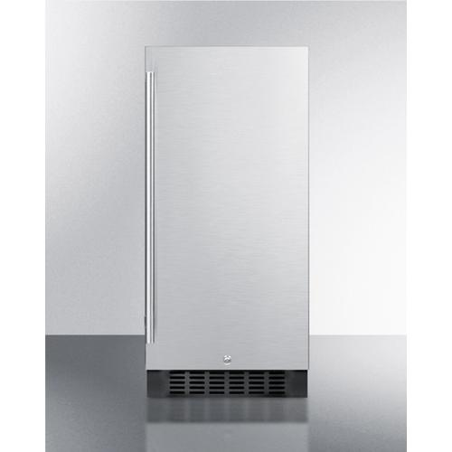 """Summit - 15"""" Wide Built-in All-refrigerator"""