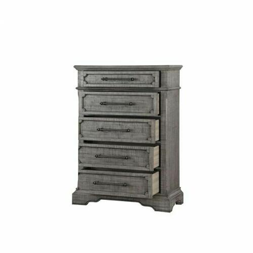 ACME Artesia Chest - 27106 - Salvaged Natural