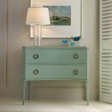 See Details - Two Drawer Concave Side Chest