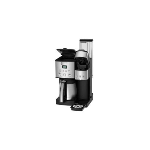Coffee Center 10-Cup Thermal Coffeemaker and Single-Serve Brewer