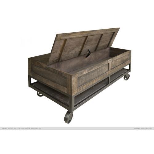2 Drawers Sofa Table