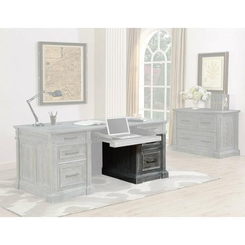 See Details - GRAMERCY PARK Executive Right Desk Pedestal