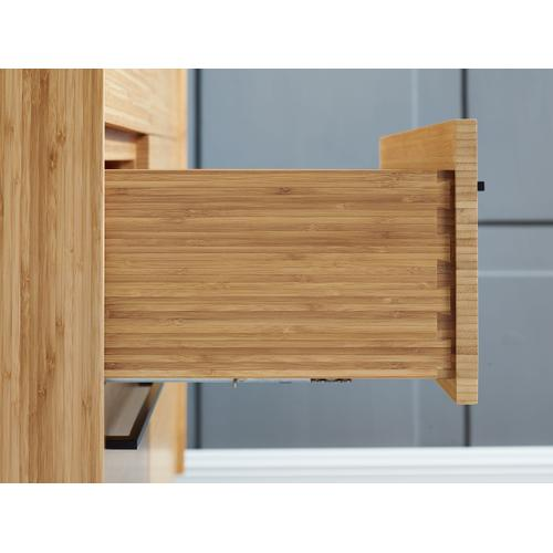Greenington Fine Bamboo Furniture - Sienna Six Drawer Double Dresser, Caramelized