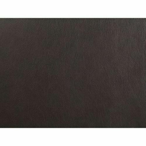 ACME Laurissa Sectional Sofa & Ottoman (2 Pillows) - 54405 - Ebony PU