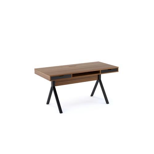 BDI Furniture - Modica 6341 Desk in Natural Walnut