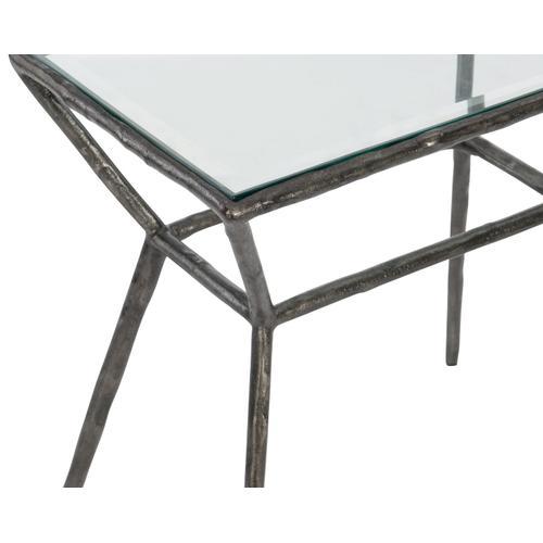 Lambeth Metal Drink Table