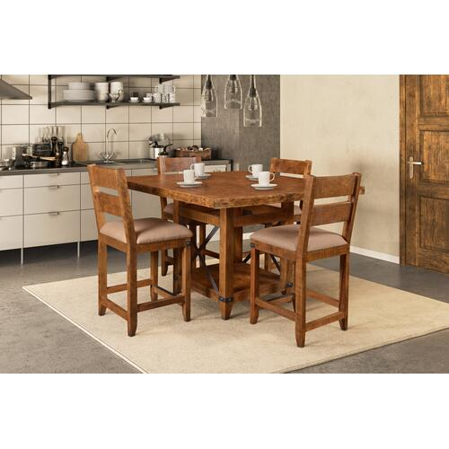 Horizon Home Furniture - Urban Rustic Counter Stool