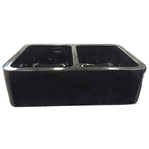 Atlanta Double Bowl Granite Farmer Sink - 33""
