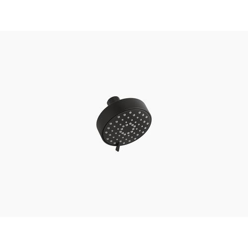 Matte Black 1.75 Gpm Multifunction Showerhead