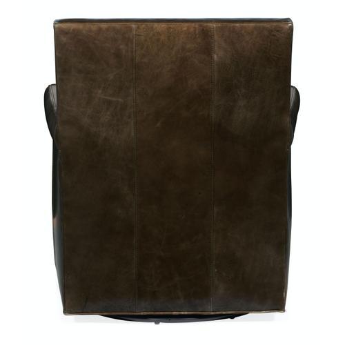 Living Room Jilian Swivel Club Chair