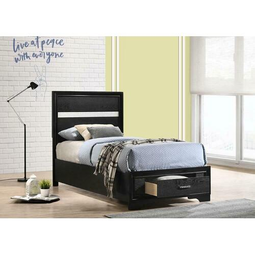 - Twin Bed