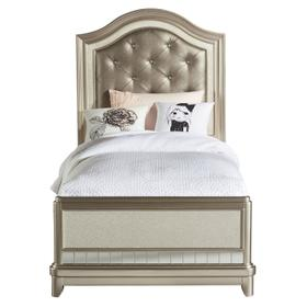 Li'l Diva Upholstered Headboard Twin