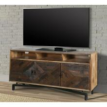 See Details - CROSSINGS THE UNDERGROUND 69 in. TV Console