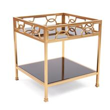 See Details - Kyron Metal Side Table