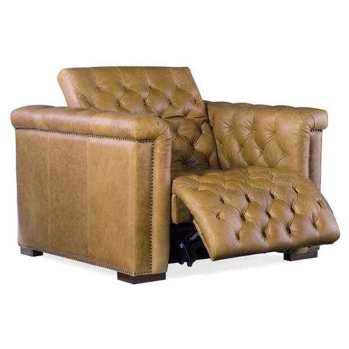 Living Room Savion Grandier Power Recliner w/ Power Headrest