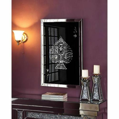 ACME Talisha Wall Art - 97626 - Mirrored