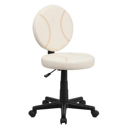 Baseball Swivel Task Chair