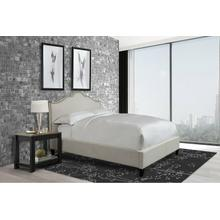 View Product - JAMIE - FLOUR Queen Bed 5/0 (Natural)