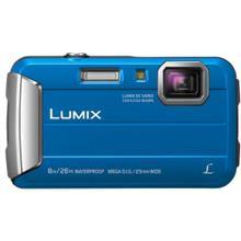 View Product - LUMIX Active Lifestyle Tough Camera DMC-TS30A - Blue