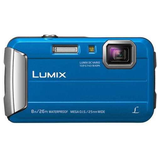 LUMIX Active Lifestyle Tough Camera DMC-TS30A - Blue