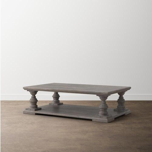 Antiquities Brutus Grand Cocktail Table