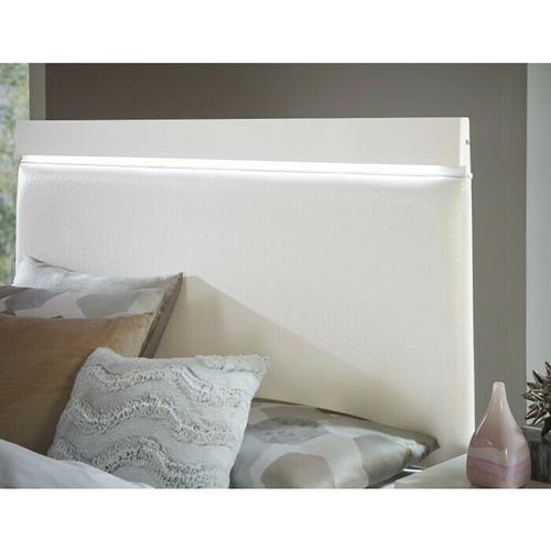 Homelegance - Queen Bed, LED Lighting